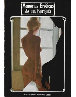Memórias Eróticas de um Burguês | de Anónimo
