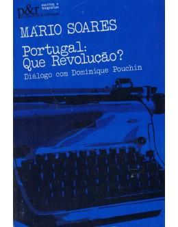 Portugal: Que Revolução? | de Mário Soares