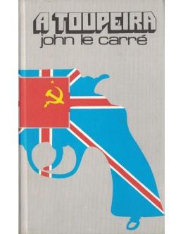 A Toupeira   de John Le Carré