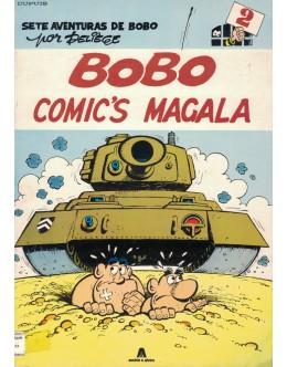 Bobo Comic's Magala | de Deliège