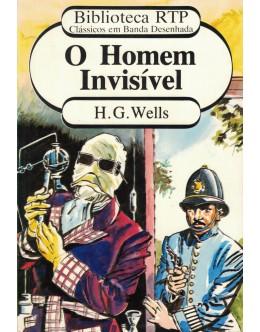 O Homem Invisível | de H. G. Wells