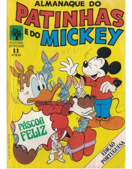 Almanaque do Patinhas e do Mickey N.º 11