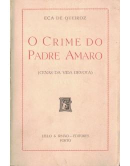 O Crime do Padre Amaro   de Eça de Queiroz