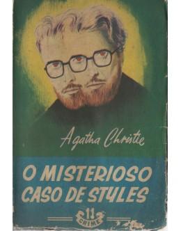 O Misterioso Caso de Styles | de Agatha Christie