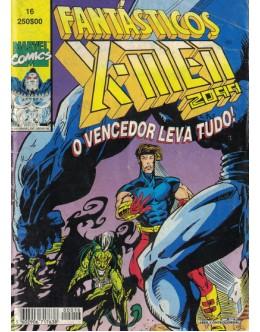 Fantásticos X-Men 2099 N.º 16
