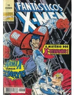Fantásticos X-Men N.º 16