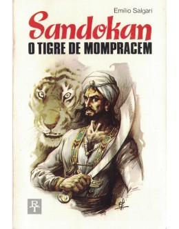 Sandokan - O Tigre de Mompracem | de Emilio Salgari