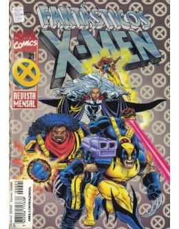 Fantásticos X-Men N.º 21