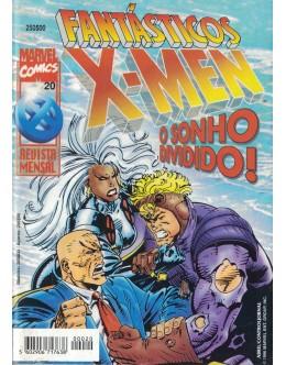 Fantásticos X-Men N.º 20