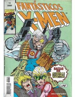 Fantásticos X-Men N.º 14