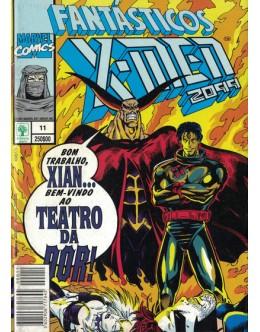 Fantásticos X-Men 2099 N.º 11