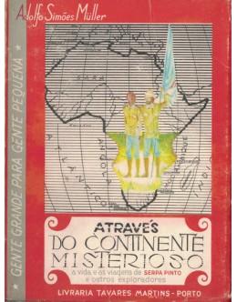 Através do Continente Misterioso | de Adolfo Simões Müller