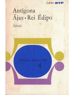 Antígona / Ajax / Rei Édipo | de Sófocles
