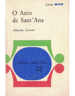 O Arco de Sant'Ana   de Almeida Garrett