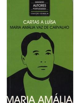 Cartas a Luísa | de Maria Amália Vaz de Carvalho