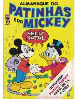 Almanaque do Patinhas e do Mickey N.º 10