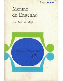 Menino de Engenho | de José Lins do Rego