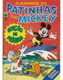 Almanaque do Patinhas e do Mickey N.º 3