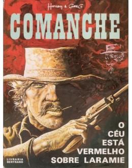 Comanche - O Céu Está Vermelho Sobre Laramie | de Hermann & Greg