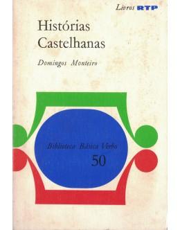 Histórias Castelhanas | de Domingos Monteiro