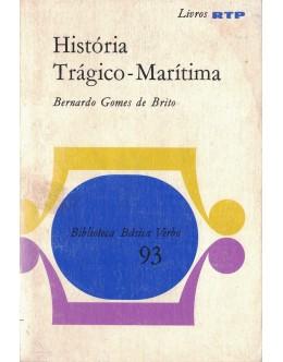 História Trágico-Marítima | de Bernardo Gomes de Brito
