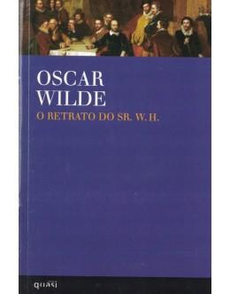 O Retrato do Sr. W. H. | de Oscar Wilde