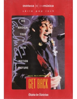 Paul McCartney | Get Back [DVD]