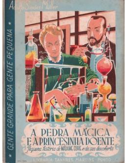 A Pedra Mágica e a Princesinha Doente | de Adolfo Simões Müller