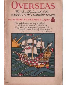 Overseas - Vol. V - N.º 56 - September 1920