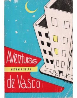 Aventuras de Vasco | de António Silva