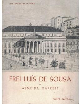 Frei Luís de Sousa de Almeida Garrett   de Luís Amaro de Oliveira