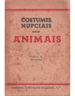 Costumes Nupciais dos Animais