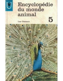 Encyclopédie du Monde Animal - 5   de Maurice Burton