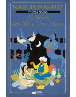 As Noites das Mil e Uma Noites | de Naguib Mahfuz