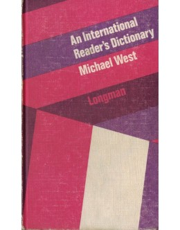 An International Reader's Dictionary | de Michael West