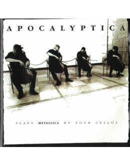 Apocalyptica | Apocalyptica Play Metallica by Four Cellos [CD]