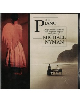 Michael Nyman | The Piano OST [CD]