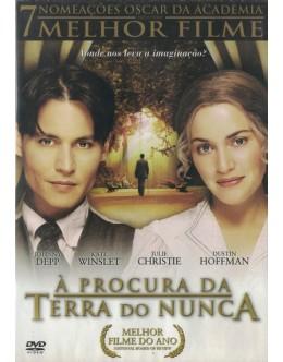 À Procura da Terra do Nunca [DVD]