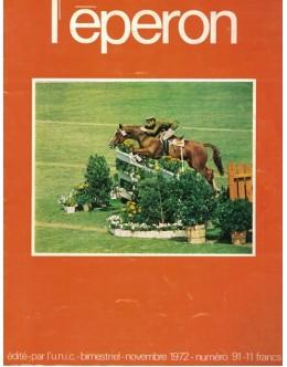 L'Éperon - N.º 91 - Novembre 1972