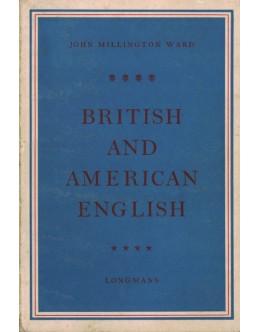 British and American English | de John Millington Ward
