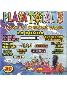 VA | Playa Total 5 [CD]