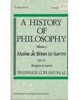A History of Philosophy - Volume 9 Part II | de Frederick Copleston