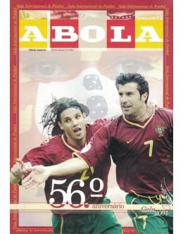 A Bola - Edição Especial - 28 de Janeiro de 2001