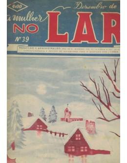 A Mulher no Lar - N.º 39 - Dezembro de 1960