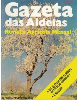 Gazeta das Aldeias - N.º 2895 - Fevereiro 1984