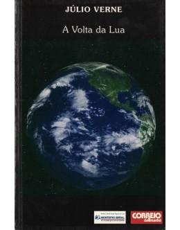 À Volta da Lua | de Júlio Verne