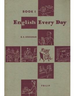 English Every Day - Book One   de R. E. Houseman