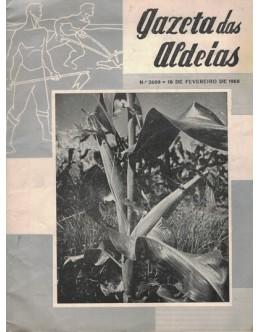 Gazeta das Aldeias - N.º 2609 - 16 de Fevereiro de 1968