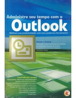 Administre Seu Tempo com o Outlook | de Eduardo Moraz
