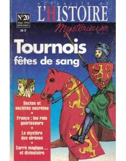 Actualité de l'Histoire Mystérieuse - N.º 20 - Septembre 1996
